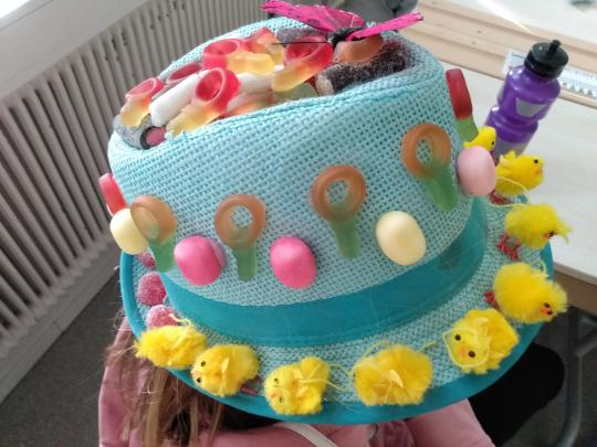 Spring and Easter Hat Challenge!
